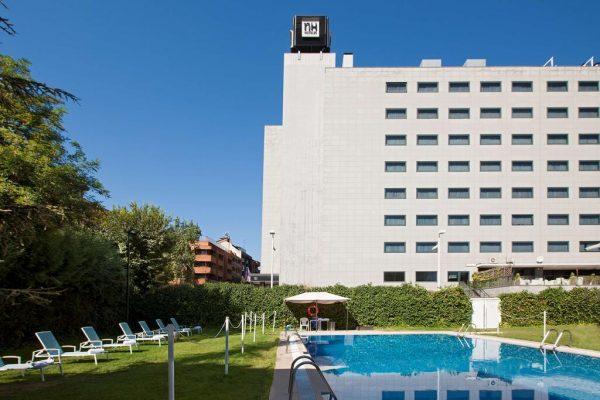 Hotel NH Madrid Ventas