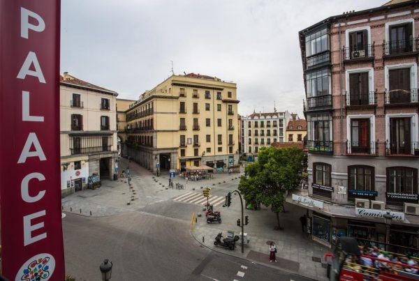 Hotel Petit Palace Plaza Mayor Madrid