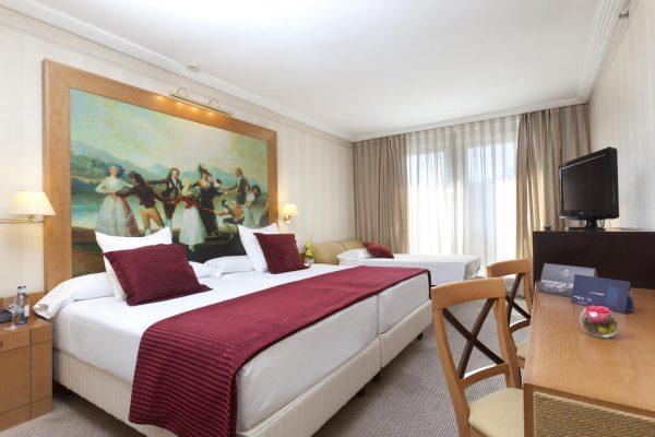 Hotel Princesa Plaza Madrid